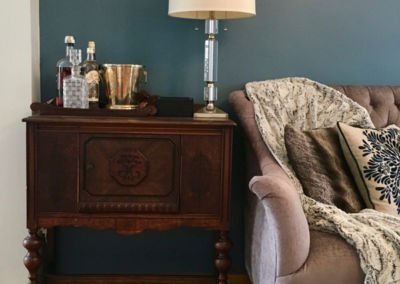 Living Room natural colors Interior Design