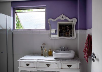 Eclectic Bathroom Interior Design