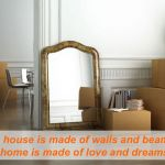 Leave the home you loved and embrace the new one By Amel Derragui