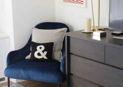 6 sleeping room chair