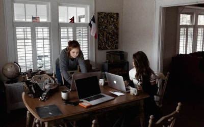7 Power thoughts to upgrade your home office