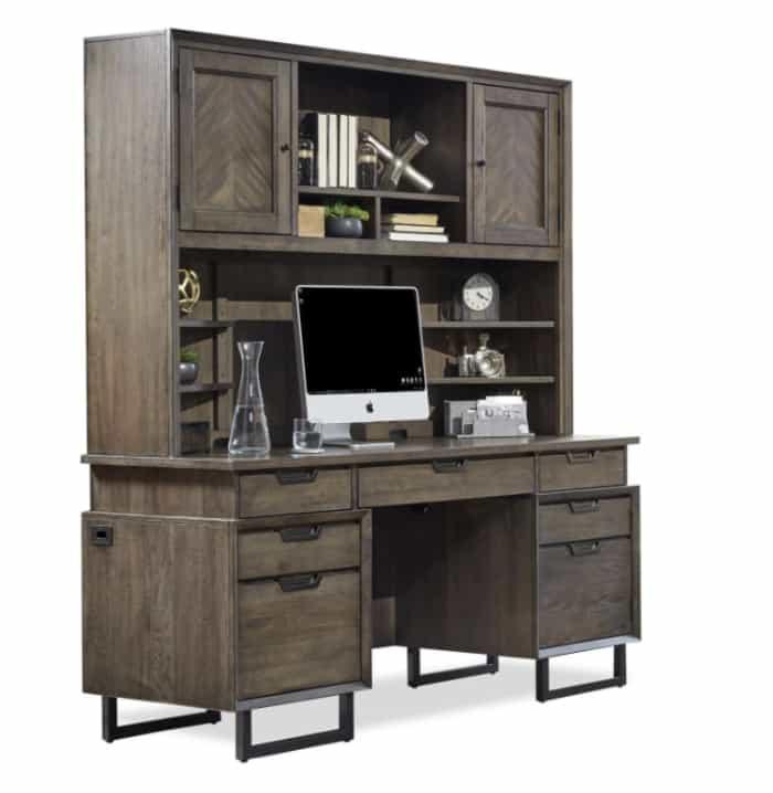 Credenza Desk 2