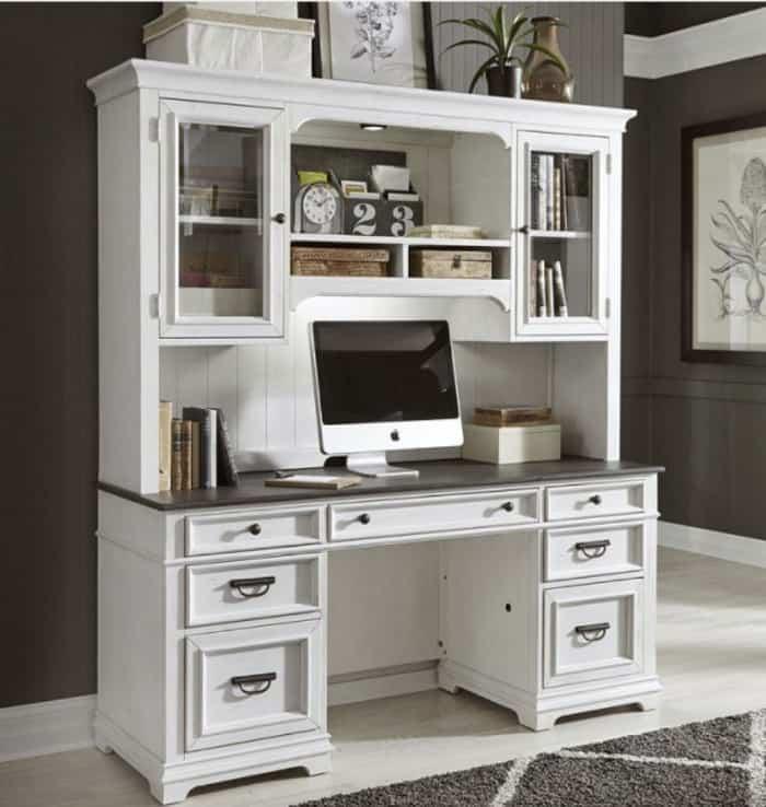 Credenza Desk 3