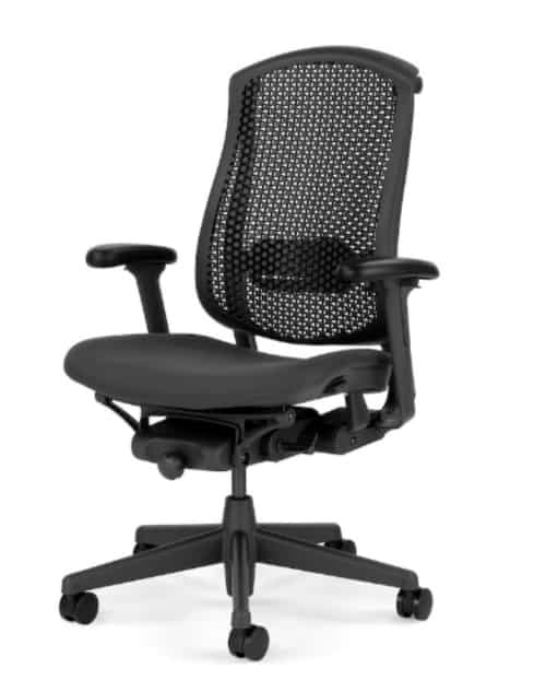 Office chair mid back