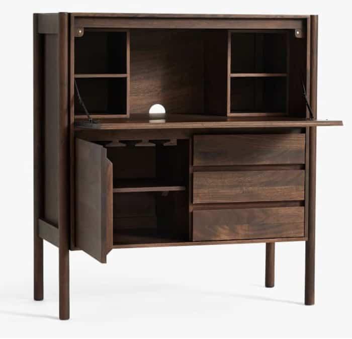 Secretary Desk 3