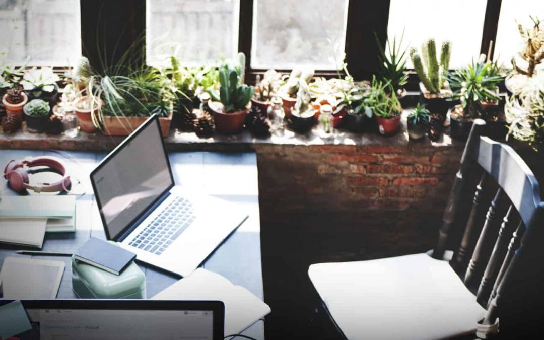 Choosing the right desk for your home office.