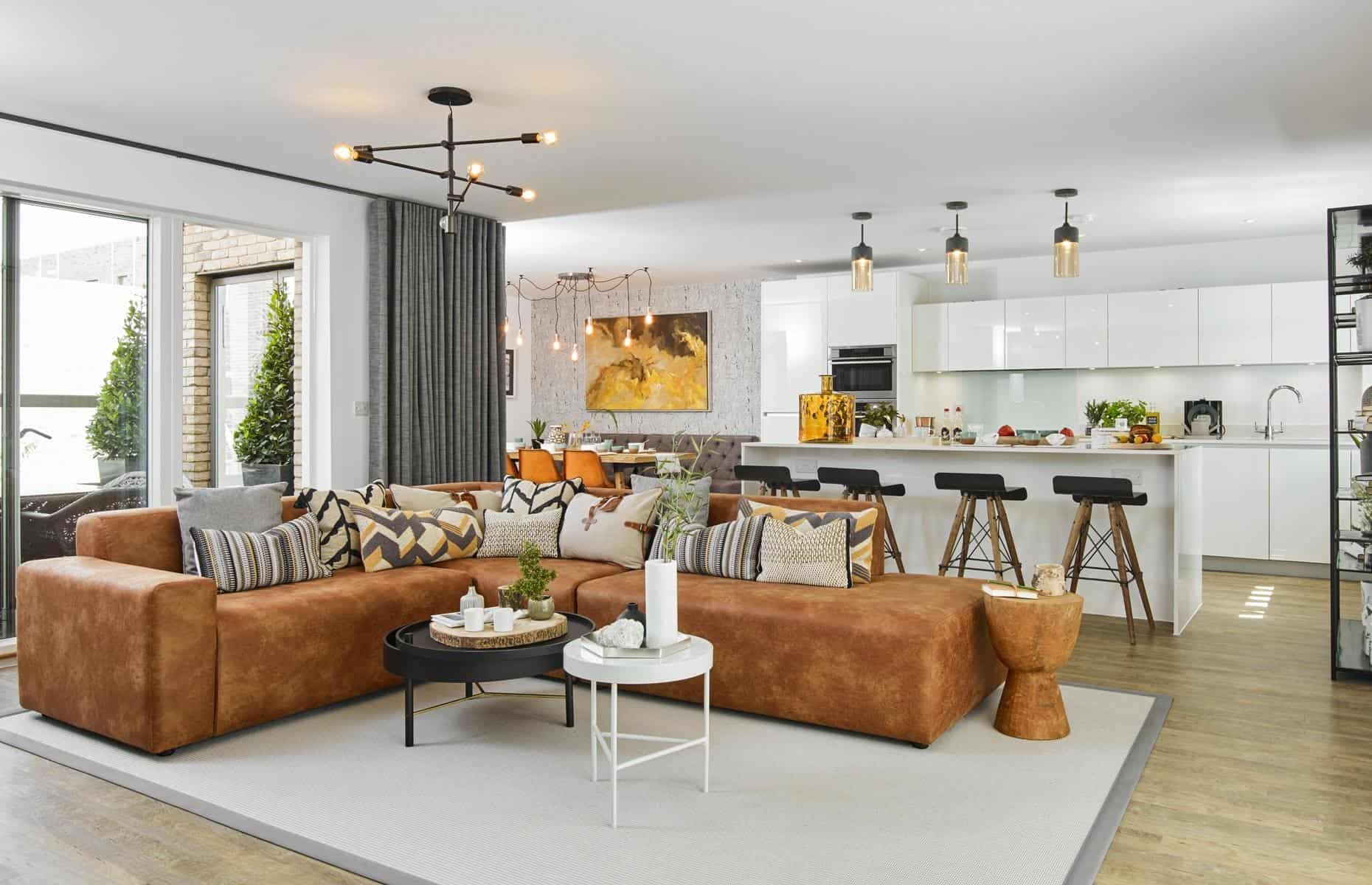 Designing a 'kids welcome' home