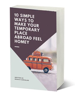 10 simple ways to make your temporary place abroad feel homey